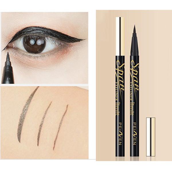 Hot neuesten Black Liquid Eyeliner langlebige wasserdichte Eye Liner Bleistift Stift Schöne Make-up kosmetische Werkzeuge