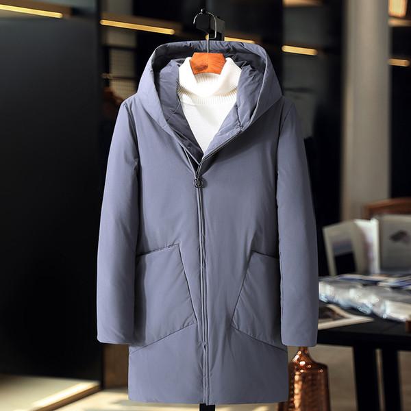 Les hommes manteau parkas neige mâle hiver Vêtement chaud Marque vers le bas Vêtements d'extérieur Veste Homme de haute qualité 90% duvet de canard blanc de Jackets épais vers le bas