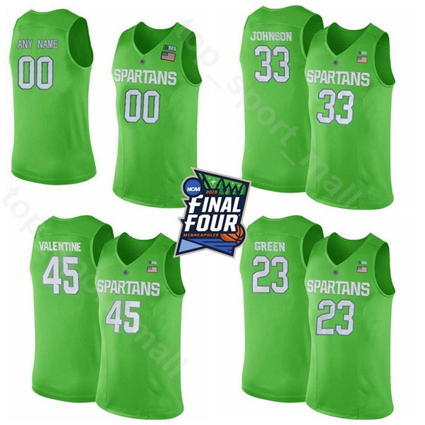 Green Final Four