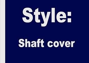 Shaft cover
