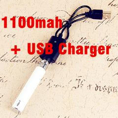 eGo-T 1100mah Battery +USB Charger