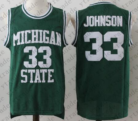 Michigan State 33 Johnson Green