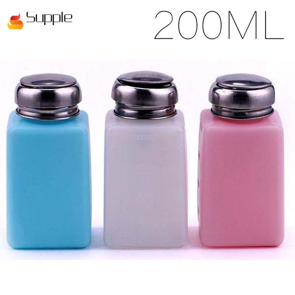 Souples 200ML Bouteille OCA Loca UV colle Remover Cleaner Bouteilles de conteneurs pour le travail remis à neuf et contenant ic liquild
