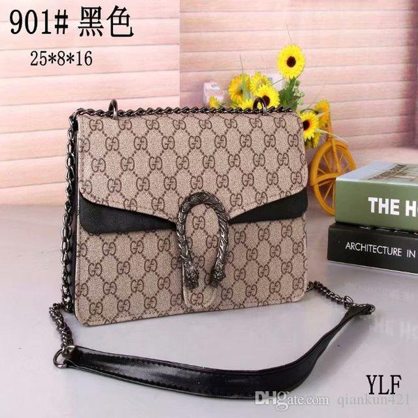 2019 new High quality oxidize cowhide speedy Hot Sell Fashion bag women bag Shoulder Lady Totes handbags bags stamping