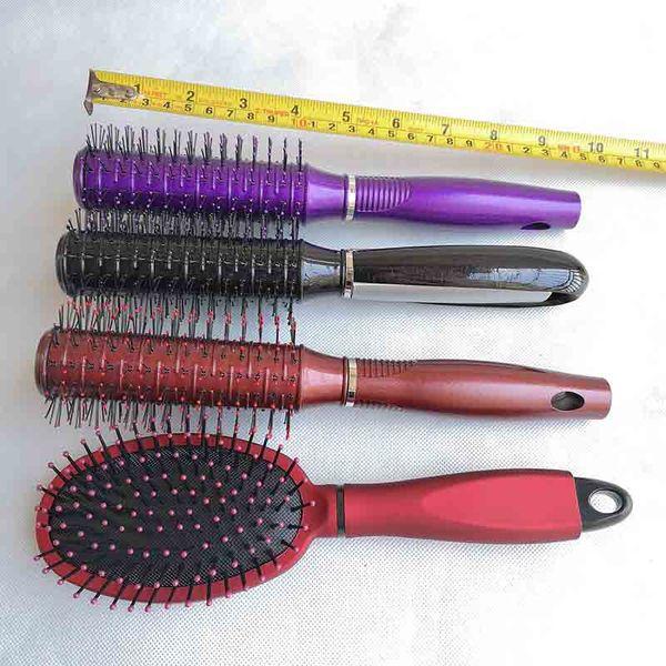 9.8 pulgadas Cepillo para el cabello Stash Safe Diversion Secreto Cajas de almacenamiento de seguridad Cepillo para el cabello Objetos de valor ocultos Contenedor hueco Funda de pastillas 4 colores elegir