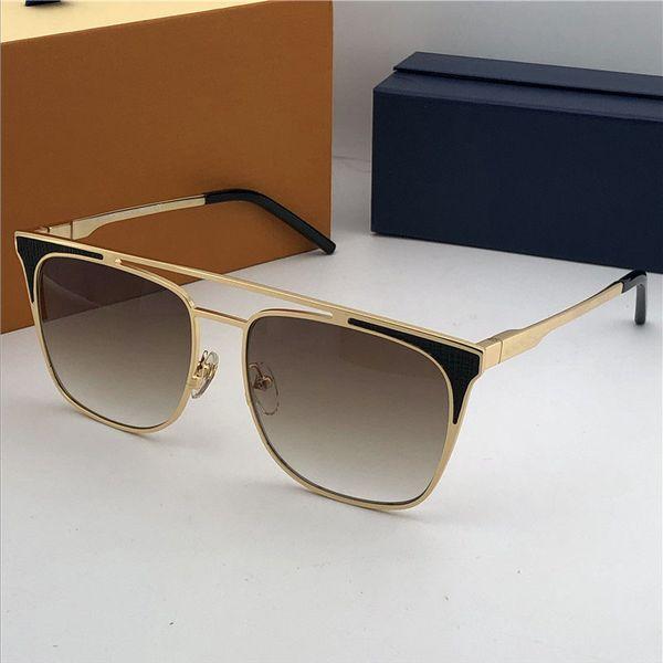 Nova moda óculos de sol deisnger estilo verão revestimento lente do espelho qualidade superior com o caso original rodada quadro uv400 óculos de proteção 1029