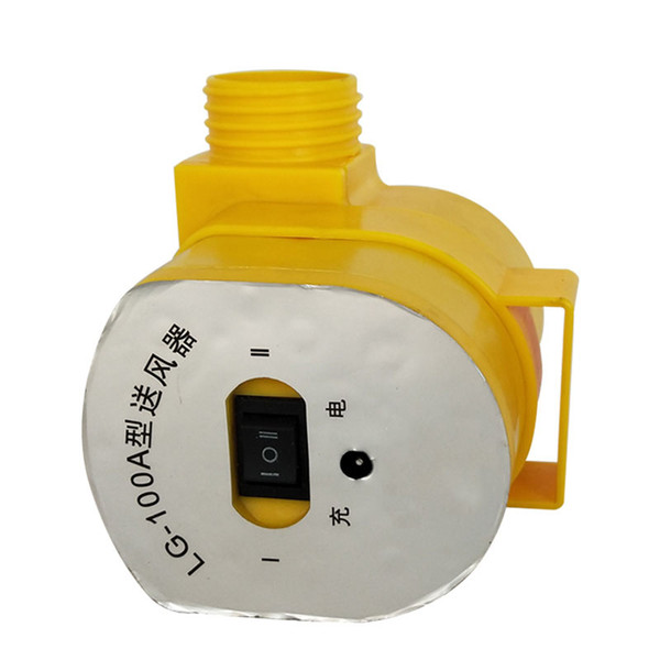 maschera respiratore elettrico