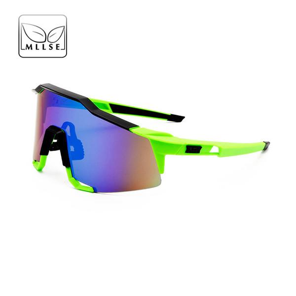 MLLSE Marca Gafas Deportivas Gafas de Sol Polarizadas Hombres Mujeres Pesca  Gafas de Sol de Conducción c65f4a33f1bc