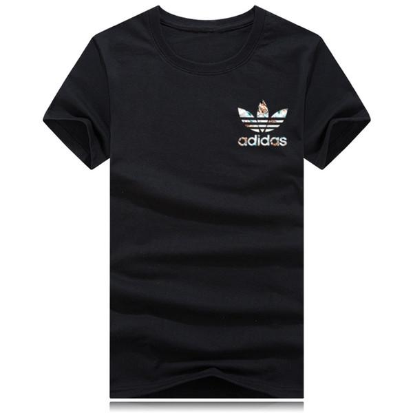 Compre Marca Deportiva Camisetas Hombre Mujer Tallas Grandes Casual T Shrits Camisa De Manga Corta Con Cuello Redondo Poloshirt Street Running A 12 31 Del Z9998 Dhgate Com
