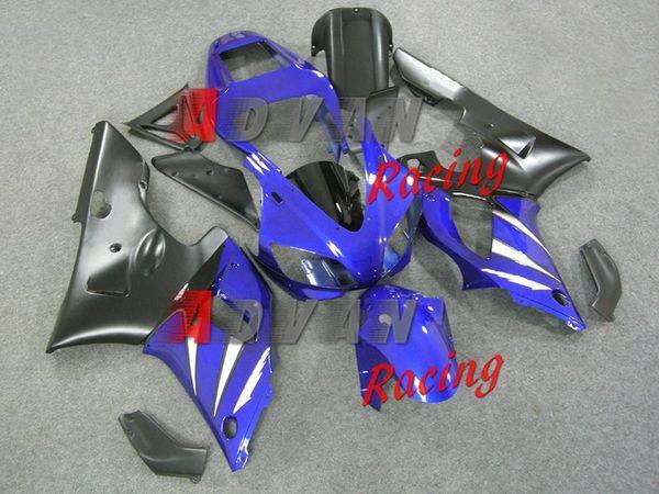 New ABS Motorcycle Fairing kit for YAMAHA YZF R 1 98 99 YZF R 1 1998 1999 YZF1000 yzf r1 98 99 Fairings set custom blue