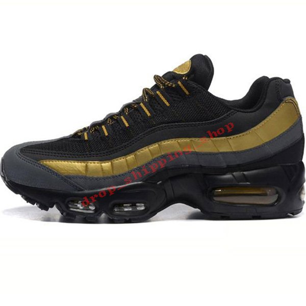 A10 40-46 Black Metalic Gold