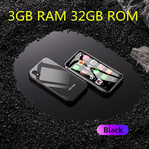 3GB + 32GB Siyah