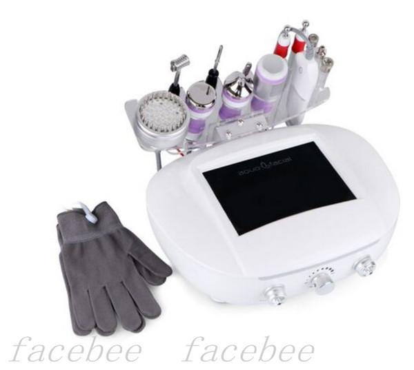 9 In 1 Microdermabrasion Dermabrasion Photon Skin Care Beauty Machine