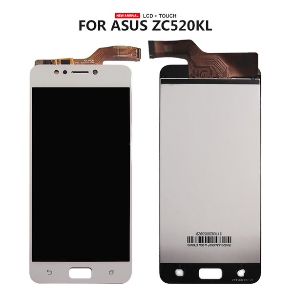 Para Asus Zenfone 4 Max ZC520KL X00HD Display LCD Touch Screen Painel Digitador Sensor De Vidro Assembléia + Ferramentas