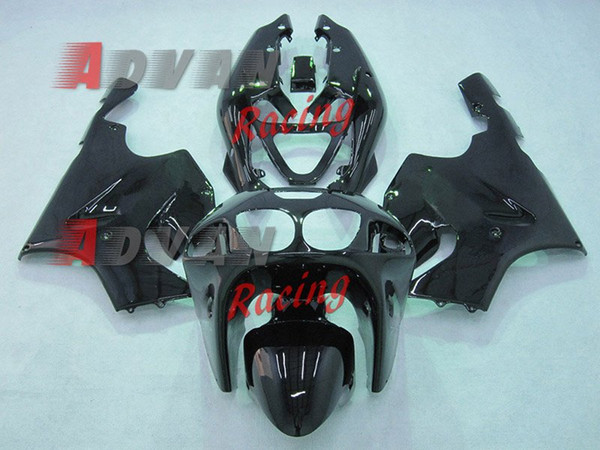 High quality New ABS motorcycle fairings fit for kawasaki Ninja ZX7R 1996-2003 ZX7R 96 97 98 99 00 01 02 03 fairing kits custom black