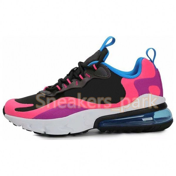 #11- Black Hyper pink