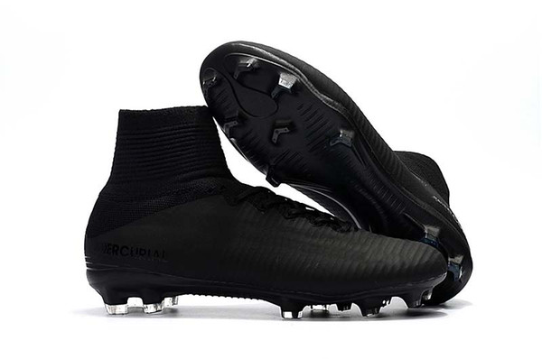 9.All Black FG
