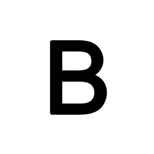 18inch B da cor do ouro