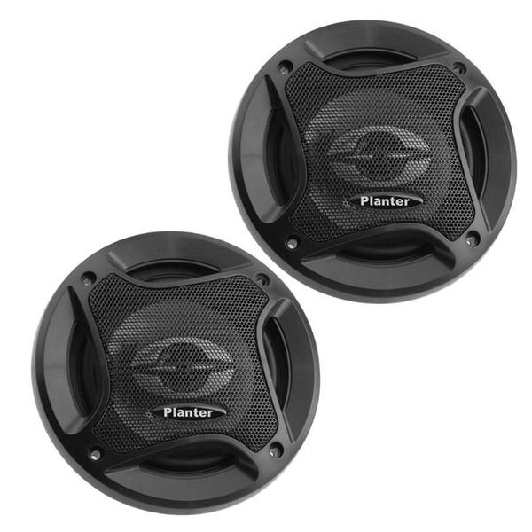 1Pair 300W Car Audio Coaxial Speakers Auto Sound System Treble Loudspeakers