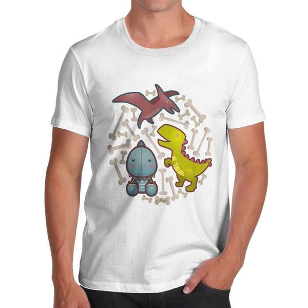 Витой зависть мужская детские динозавры футболка