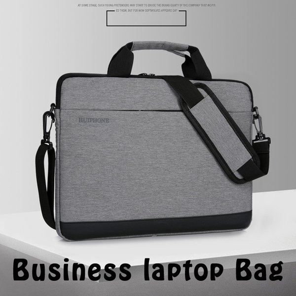 Laptop Bag Armband Fashion business Unisex Inner bag protect case power adapter bag flat size Felt For iPad Laptop MacBook Air MacBook Pro