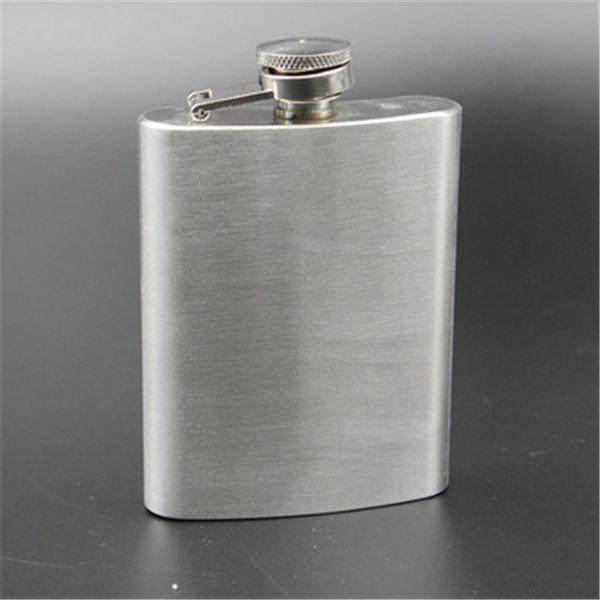 Barware Portable Hip Flask Flagon Haute Qualité Portable Vin Whisky Pot Bouteille Drinkware Bouteille En Acier Inoxydable