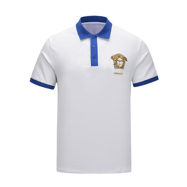 20SS plus à la mode d'été T-shirt Crânes Hip hop coton T-shirt décontracté hommes manches courtes T-shirts pour hommes ToP-AAA7 M-3LX 8667