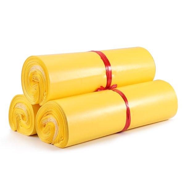 Amarelo 17x30cm 100pcs