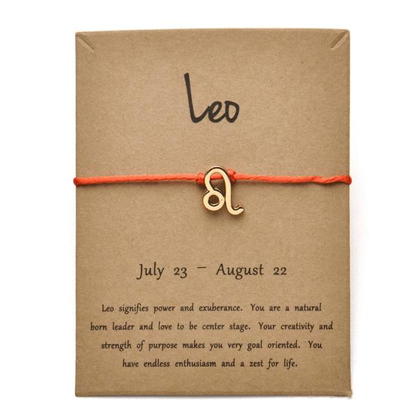 Tarjeta RED Gold Leo-Gold