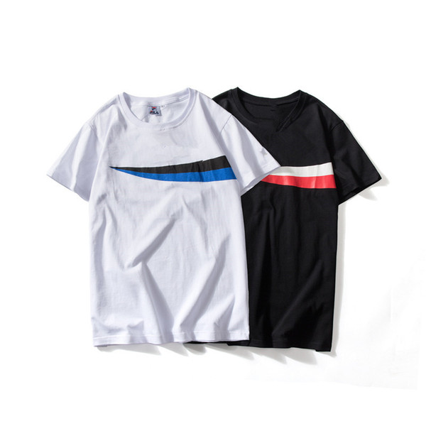 Summer High Quality T-Shirts for Men and Women Short Sleeve Cotton Casual Slim T-Shirt Fashion Active Sportwear Cool Polo Shirts