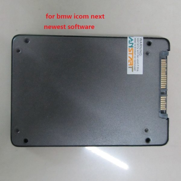 2019 newest soft-ware SSD 480G for bmw icom next with expert mode ( ISTA-D: 4.17 ISTA-P:3.66) windows 7 works on most laptop