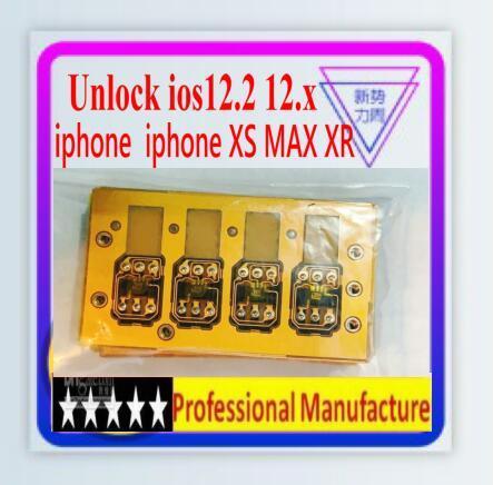 2019 Beste Unlock-Karte MKSD entsperren iPhone Xs max xr Turbo-SIM-Chips für IOS 12.X ATT T-Mobile Sprint WCDMA GSM CDMA