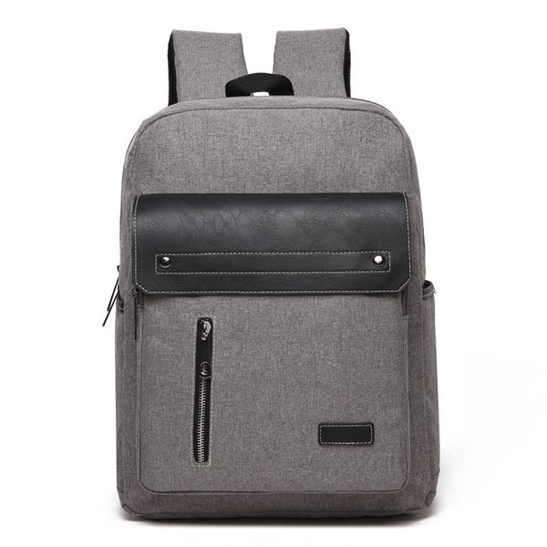 New Fashion Male Classic Business Backpack Travel Bag Laptop backpack Men School Bag Rucksack mochila women bags