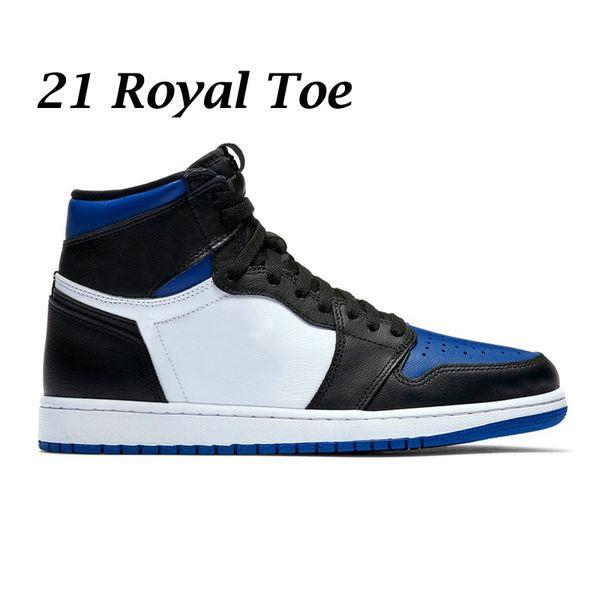 21 Royal Toe