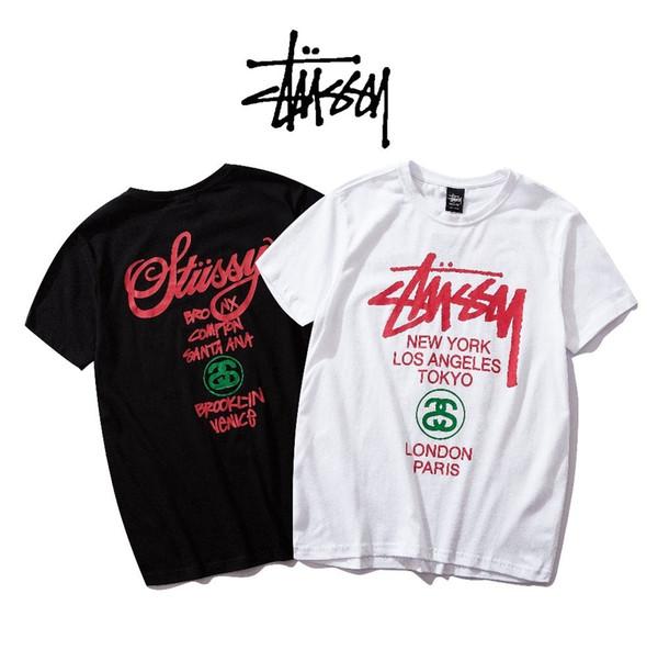 Best Seller Men T Shirts Summer New Fashion T-shirts Pure Cotton Short Sleeve T-shirt Original Design 3019#
