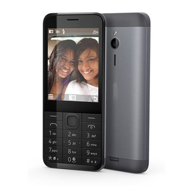 Bar phone Camera FM sim card by 2.8 inch 230 cell phone with bluetooth 3.0 radio support dual SIM with box