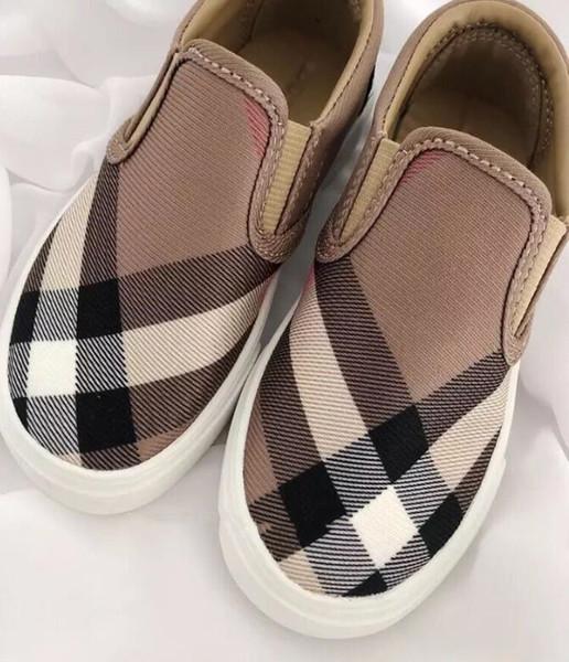 hots New Fashion Girls shoes Designer Bambini per bambini Scarpe stile casual Scarpe da cucire modello coreano per neonati