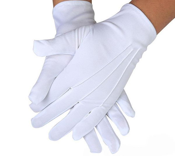 pre order new cheap high quality 2019 Large Size Full Finger Spandex Glove Mens 3 Ribs Black White Driving  Gloves From Donet, $0.96 | DHgate.Com