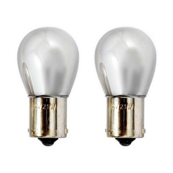 2PCS Car Styling Témoin lumineux Lampe Feu de recul Parking CLIGNOTANTS BAU15 P21W 180 ° / 150 ° PY21W