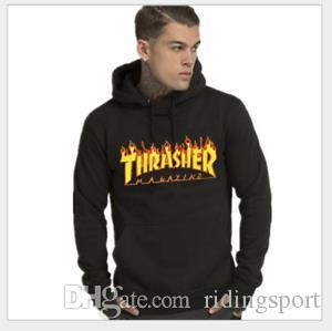 Nouveau Femmes Hommes 039 Lover Hot Hip Hoodie Pull à capuche Trasher Sweat-shirt Fashion