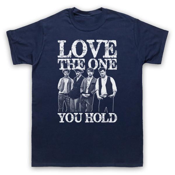 MUMFORD SONS T-SHIRT AMOUR NON OFFICIEL taille discout hot nouveau top livraison gratuite t-shirt drôle 100% coton