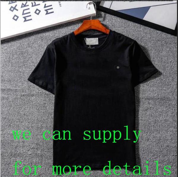 Designer T Shirts Mens Clothing Luxury Brand Tops Tee Shirt Fashion Summer Tide Braned Letters Printed Casual Men Shirt M-2XL