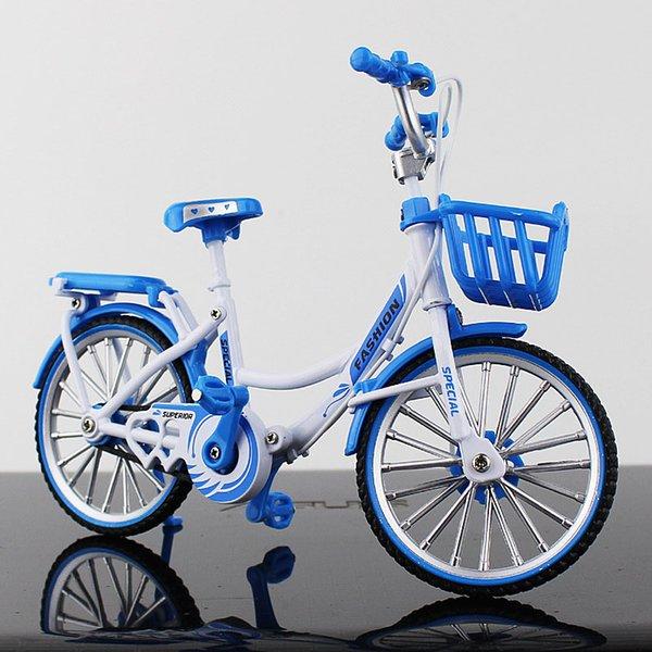 Ciudad Azul de la bici