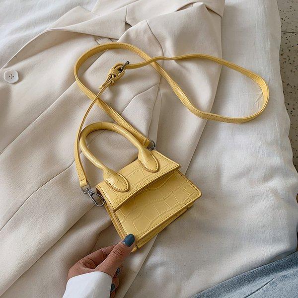 Желтый сумка