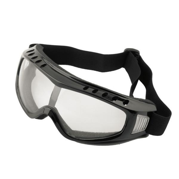 ac5b876e0c Transparente Unisex Gafas de seguridad de la motocicleta Ciclismo Protección  para los ojos Gafas Táctico Paintball