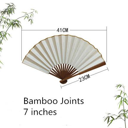 """7"""" bamboo joint"""
