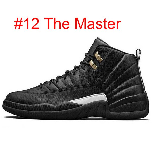 12 The Master