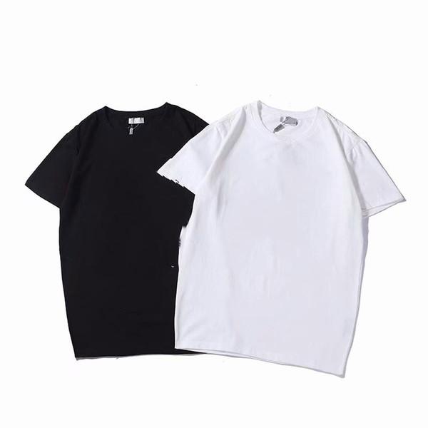 Mens Luxury Brand Summer New Tops Embroidery Mens T-Shirts Fashion Shirt Men Women High Quality Street Casual Top Tee Shirt Size S-2XL