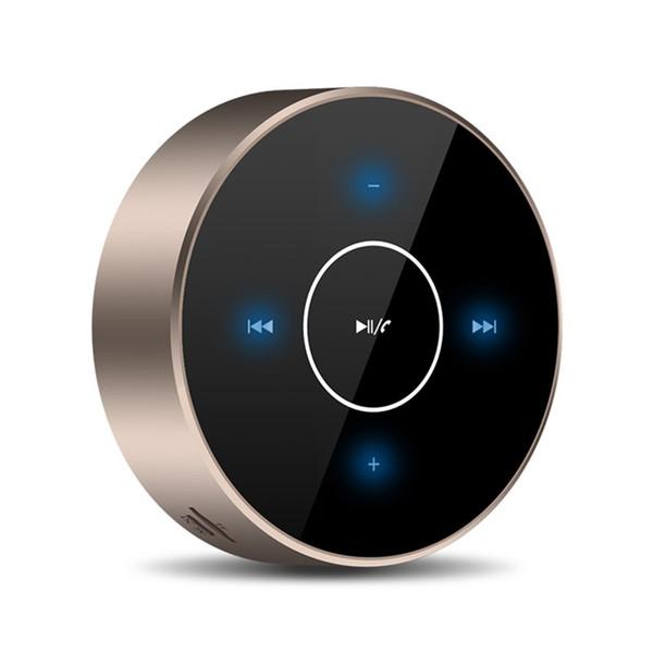 A6 bewegliche drahtlose LAN TWS Bluetooth Lautsprecher Touch Panel Stereo Subwoofer AUX TF-Karten-MP3-Player mit Mic für Handy
