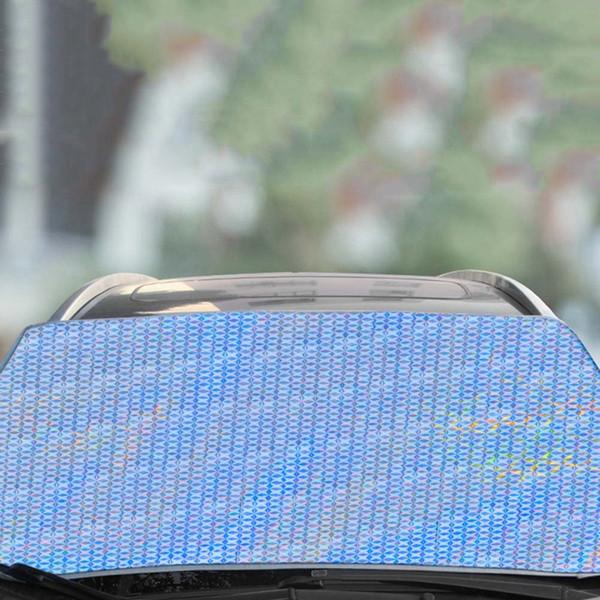 Parabrisas delantero sombrilla del coche de la ventana trasera cortina parasol protección UV